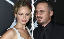 Jennifer Lawrence Splits From Boyfriend Darren Aronofsky After A Year of Dating
