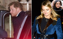 Prince Harry Spotted Caroling With Ex-Girlfriend Cressida Bonas, While Meghan Markle In L.A.