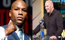 Floyd Mayweather is Quick to Shut Down Dana White's Talk of UFC Deal: 'I'm not doing it'