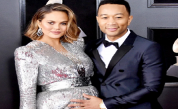 Pregnant Chrissy Teigen Reveals Sex of Her Second Baby After Leaving Grammys 2018 Early