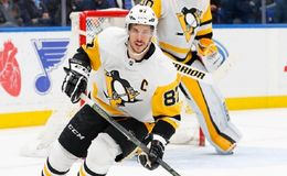 Sidney Crosby Scores 400th Goal of 13 Years Career: The Pittsburgh Penguins' game