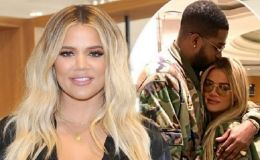 Pregnant Khloe Kardashian Shares Sexy Photo in Bed With Boyfriend Tristan Thompson