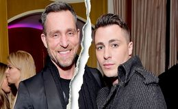 Colton Haynes Files for Divorce From Husband Jeff Leatham to End Six Months of Marriage