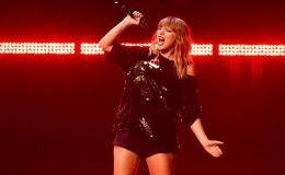 'Reputation' Tour's First Show: Taylor Swift Sings 'Gorgeous' to Boyfriend Joe Alwyn