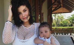 Kylie Jenner Celebrates Her First Mother's Day: Gets Branded A Sexy 'MILF' With Flowers & Balloons