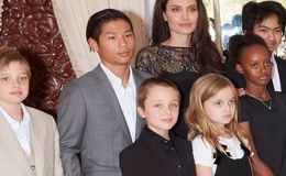 Angelina Jolie 'can't take her children out of the US' Amid Brad Pitt Custody Battles