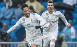 Ronaldo Advices Zidane to Bench Isco for the Champions League Final against Liverpool