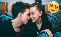 Ready for some Couple Goals: Millie Bobby Brown and Jacob Sartorius' Matching Instagram post is the prettiest thing today