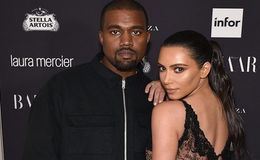 Kim K and Kanye West on a Family Trip With Kids After Twitter Feud