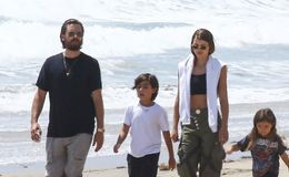 Sofia Richie Shares Sexy Snap; Vacationing with Scott Disick and Kids