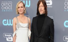 Diane Kruger Is Pregnant and Expecting First Child With Boyfriend Norman Reedus