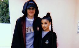Pete Davidson Confirms His Relationship With Girlfriend Ariana Grande in Matching 'Harry Potter' Outfits