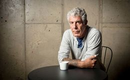 American chef Anthony Bourdain Died at the age of 61 in France