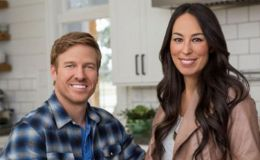 Fixer Upper Stars Chip and Joanna Gaines Jokes about His Baby Number 5