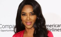 'RHOA' Star Kenya Moore Reveals Her Belly Amidst Pregnancy Scrutiny