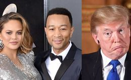 John Legend and Wife Chrissy Teigen's Family Donates $288,000 to Make Trump's Birthday Great Again