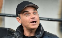 Robbie Williams Unveils World Cup Middle Gesture's Reason