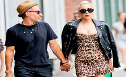 Lady Gaga and Fiance Christian Carino Hold Hands During an Outing to New York City