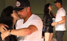 Josh Duhamel and Girlfriend Eiza González Pack on the PDA; Hug and Kiss in Mexico