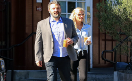 Ben Affleck and Girlfriend Lindsay Shookus Are Spending Summer Together in Los Angeles