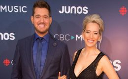 Michael Buble Reveals His Wife Luisana Lopilato Is Pregnant, Expecting First Child, a Baby Girl Together
