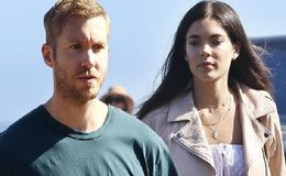Calvin Harris Reunites With Ex-Girlfriend Aarika Wolf for Celebrate 4th of July Celebration