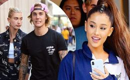 Ariana Grande Defends Her Quick Engagement to Pete Davidson and Justin Bieber's to Hailey Baldwin