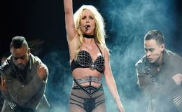 Britney Spears Suffers a Wardrobe Malfunction During Opening Night of 'Piece of Me' Tour, Exposes Nipple: Photo