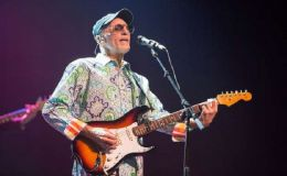 'Beach Boys' guitarist David Marks Gets Arrested In a Domestic Dispute With Wife Carrieann
