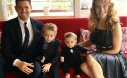 Luisana Lopilato Gives Birth, Welcomes Third Child, a Baby Girl With Husband Michael Buble