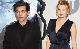 Harry Styles Breaks Up With Girlfriend Camille Rowe After One Year of Dating