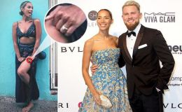 Leona Lewis Gets Engaged to Boyfriend Dennis Jauch After Eight Years of Dating