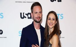 Patrick J. Adams' Wife Troian Bellisario Is Pregnant, Expecting First Child Together
