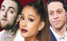 Ariana Grande Slams Fan of Accusing Her of Cheating on Mac Miller With Pete Davidson
