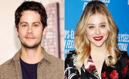 Dylan O'Brien Spotted With Chloe Grace Moretz, Whom He Had a Crush On