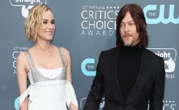 Pregnant Diane Kruger Debuts Baby Bump After Expecting First Child Report Emerged With Boyfriend Norman Reedus
