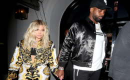 Khloe Kardashian and Boyfriend Tristan Thompson Go for a Date Night in L.A. After Mexican Getaway