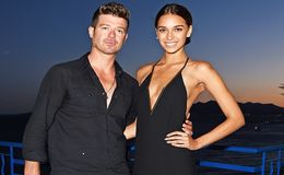 Robin Thicke Reveals the Gender His Second Child With Pregnant Girlfriend April Love Geary : 'It's a Girl!'