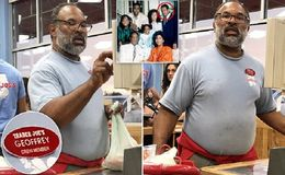 'The Cosby Show' star Geoffrey Owens Works as a Cashier at Trader Joe's in New Jersey