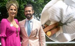 Vogue Williams Gives Birth, Welcomes First Child, a Baby Boy With Husband Spencer Matthews