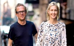 Kelly Rutherford Has a New Boyfriend: Dating Screenwriter Chiswell 'Chum' Langhorne
