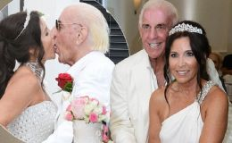 WWE Champion Ric Flair Marries Longtime Girlfriend Wendy Barlow: Wedding Details