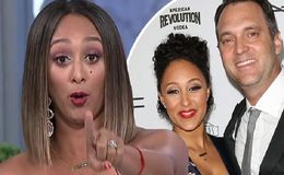 Tamera Mowry Defending Her Husband Adam Housley for Working at Fox News