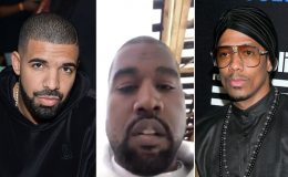 Kanye West Rants About Drake, Tyson Beckford and Nick Cannon: 'Don't Mention My Wife'