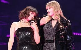 Selena Gomez Calls Taylor Swift 'Big Sister During Instagram Live Chat