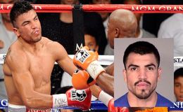 Victor Ortiz, Boxer Who Competed on Dancing With the Stars, Arrested for Rape