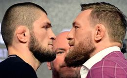 Will Khabib Nurmagomedov's disgusting scuffle with Conor McGregor's team strip him of his belt?
