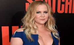 American stand-up comedian Amy Schumer Reveals Pregnancy on Instagram