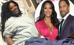Kenya Moore Gives Birth, Welcomes First Child, a Baby Girl, With Husband Marc Daly