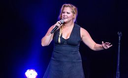 Pregnant Amy Schumer Returns to Work After Her Hospitalization With Hyperemesis